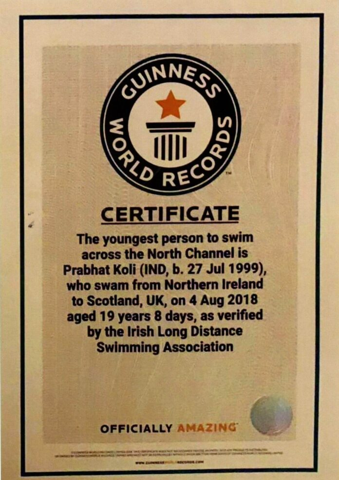 Guinness Book of Record